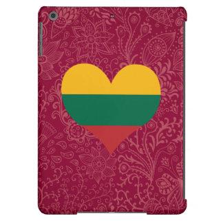 Amo Lituania Funda Para iPad Air