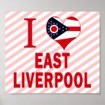 Amo Liverpool del este, Ohio Poster