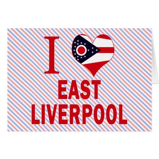 Amo Liverpool del este, Ohio Tarjeton