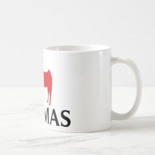 Amo llamas taza