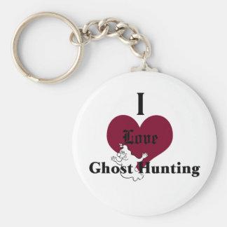 Amo llavero de la caza del fantasma
