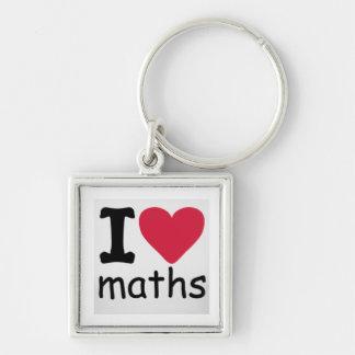 Amo llavero de la matemáticas