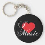 Amo llavero de la música