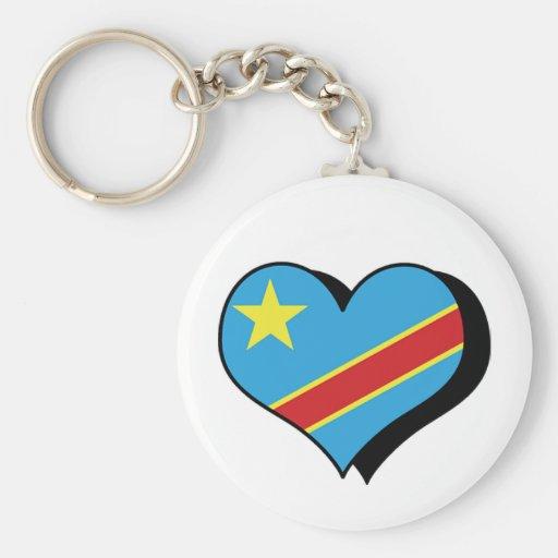 Amo llavero de la república Democratic de Congo
