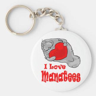 Amo llavero de los Manatees