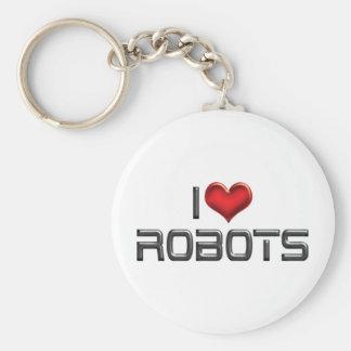 Amo llavero de los robots