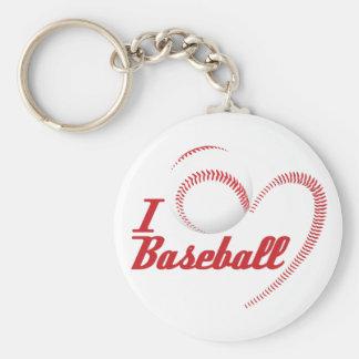 Amo llavero del béisbol