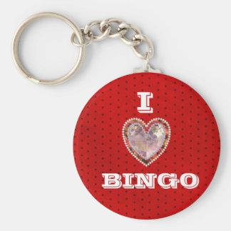Amo llavero del bingo