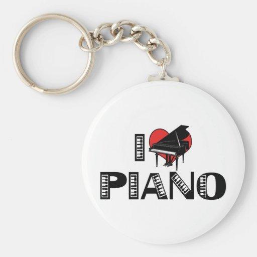 Amo llavero del piano