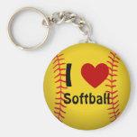 Amo llavero del softball