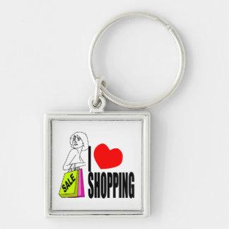 Amo llavero que hace compras