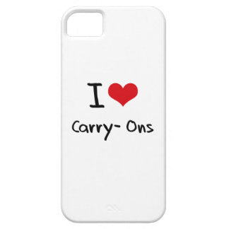 Amo Llevar-ONS iPhone 5 Case-Mate Protectores