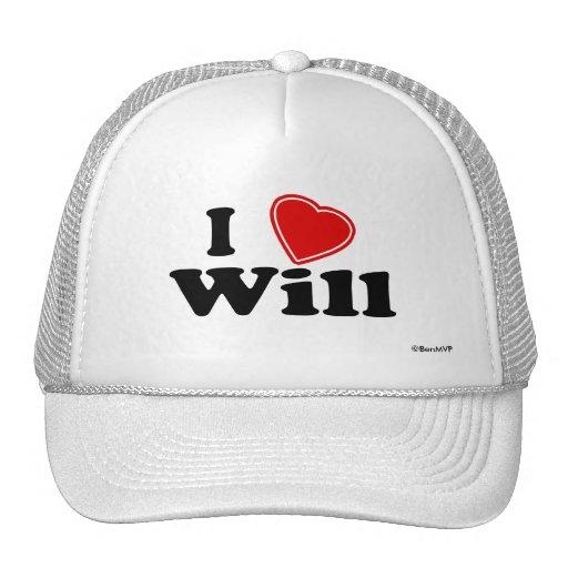 Amo lo voy a hacer gorras