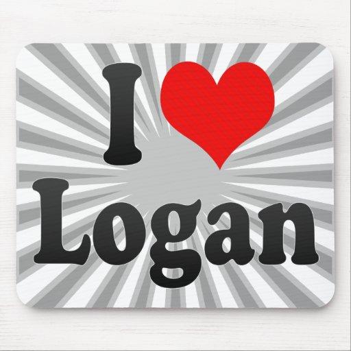 Amo Logan Tapete De Ratones