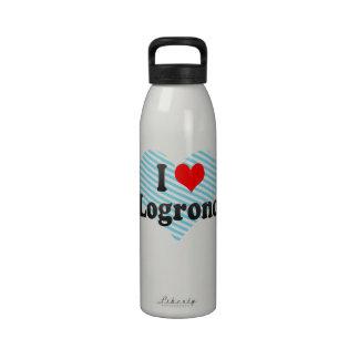 Amo Logrono, España Botallas De Agua
