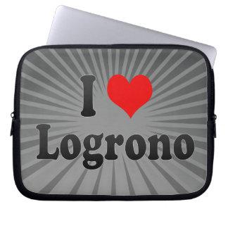 Amo Logrono, España Manga Computadora