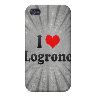 Amo Logrono, España iPhone 4 Coberturas