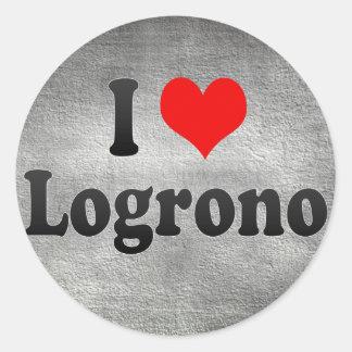 Amo Logrono, España Etiquetas