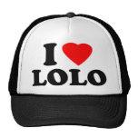 Amo Lolo Gorras De Camionero