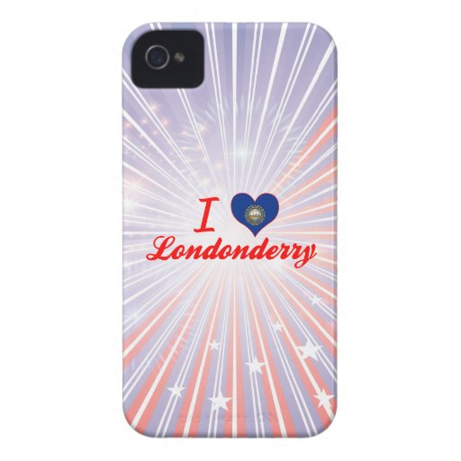 Amo Londonderry, New Hampshire Case-Mate iPhone 4 Protector