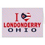 Amo Londonderry, Ohio Felicitacion