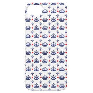 Amo Londres - coronas Funda Para iPhone 5 Barely There