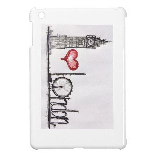 Amo Londres iPad Mini Protector