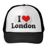 Amo Londres Gorros