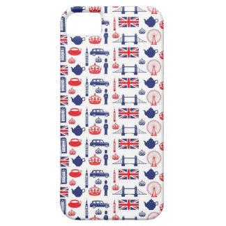 Amo Londres - todo Londres iPhone 5 Carcasa
