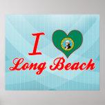 Amo Long Beach, Washington Posters