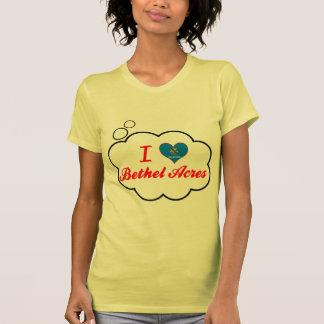 Amo los acres del Bethel, Oklahoma Camisetas