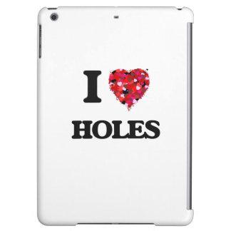 Amo los agujeros