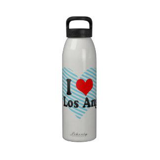 Amo Los Ángeles del este Estados Unidos Botellas De Beber