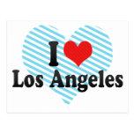 Amo Los Ángeles Postales