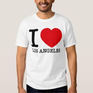 Amo Los Ángeles Remera