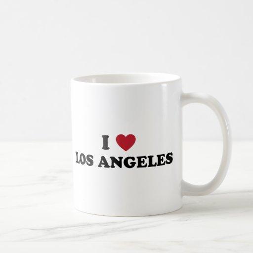 Amo Los Ángeles Tazas De Café