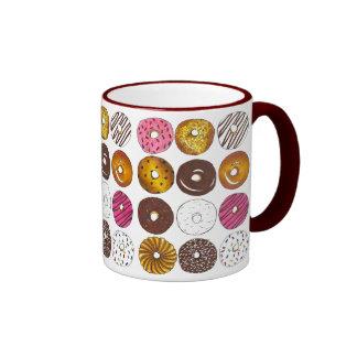 Amo los anillos de espuma docena tazas de la