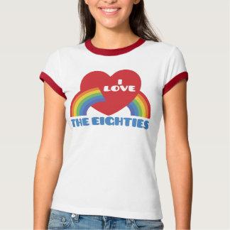 Amo los años 80 camisas