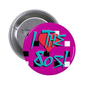¡Amo los años 80! Pins