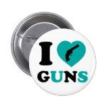 Amo los armas pin