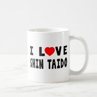 Amo los artes marciales de Shin Taido Taza