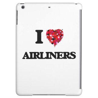 Amo los aviones de pasajeros