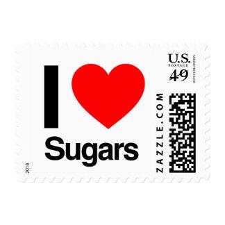 amo los azúcares