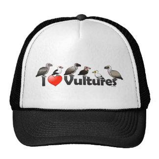 Amo los buitres (África) Gorra