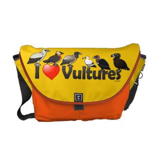 Amo los buitres (Eurasia) Bolsa Messenger