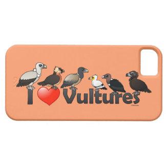 Amo los buitres (Eurasia) iPhone 5 Fundas