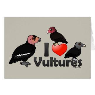 Amo los buitres (Norteamérica) Felicitaciones