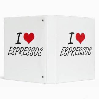 """Amo los CAFÉS EXPRESS Carpeta 1"""""""