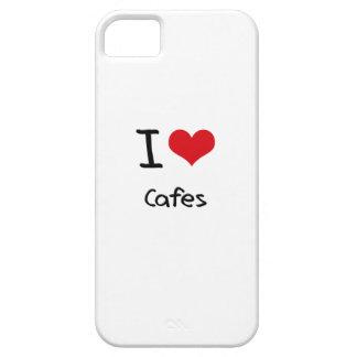 Amo los cafés iPhone 5 Case-Mate carcasa