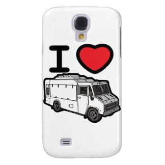 ¡Amo los camiones de la comida!